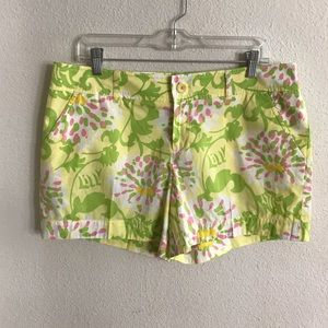 Lilly Pulitzer Jubilee shorts